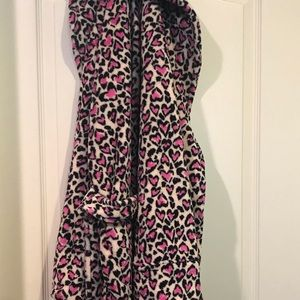 Victoria's Secret Leopard Print Robe (Brand New!)